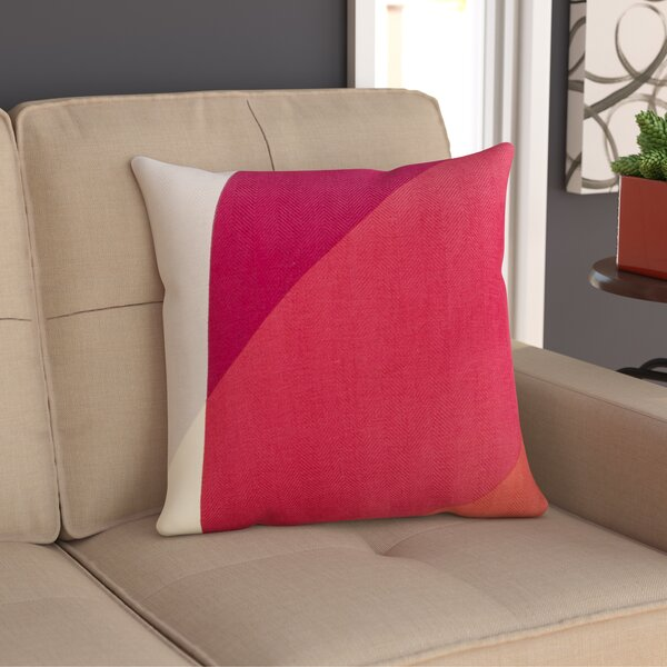 Clinkscales 100% Cotton Pillow Cover by Mercury Row
